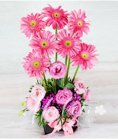 Charming Box of Pink