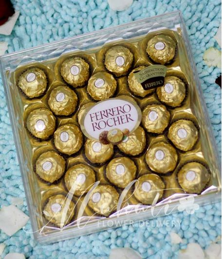 24 Pieces Ferrero Chocolates