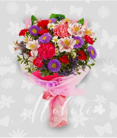Floral Mixed Carnations
